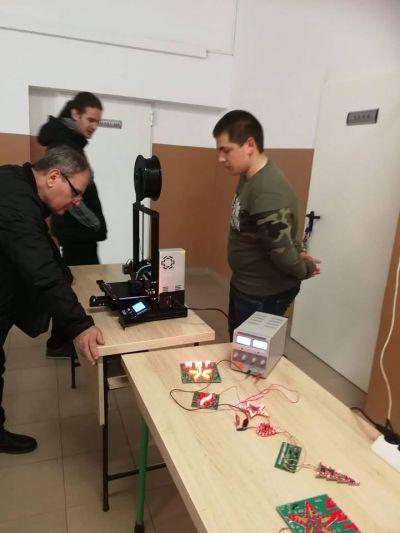 На 25 април Професионална гимназия по механоелектротехника отбеляза своята 59 годишнина - Изображение 2