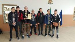 Общинско първенство по баскетбол 1